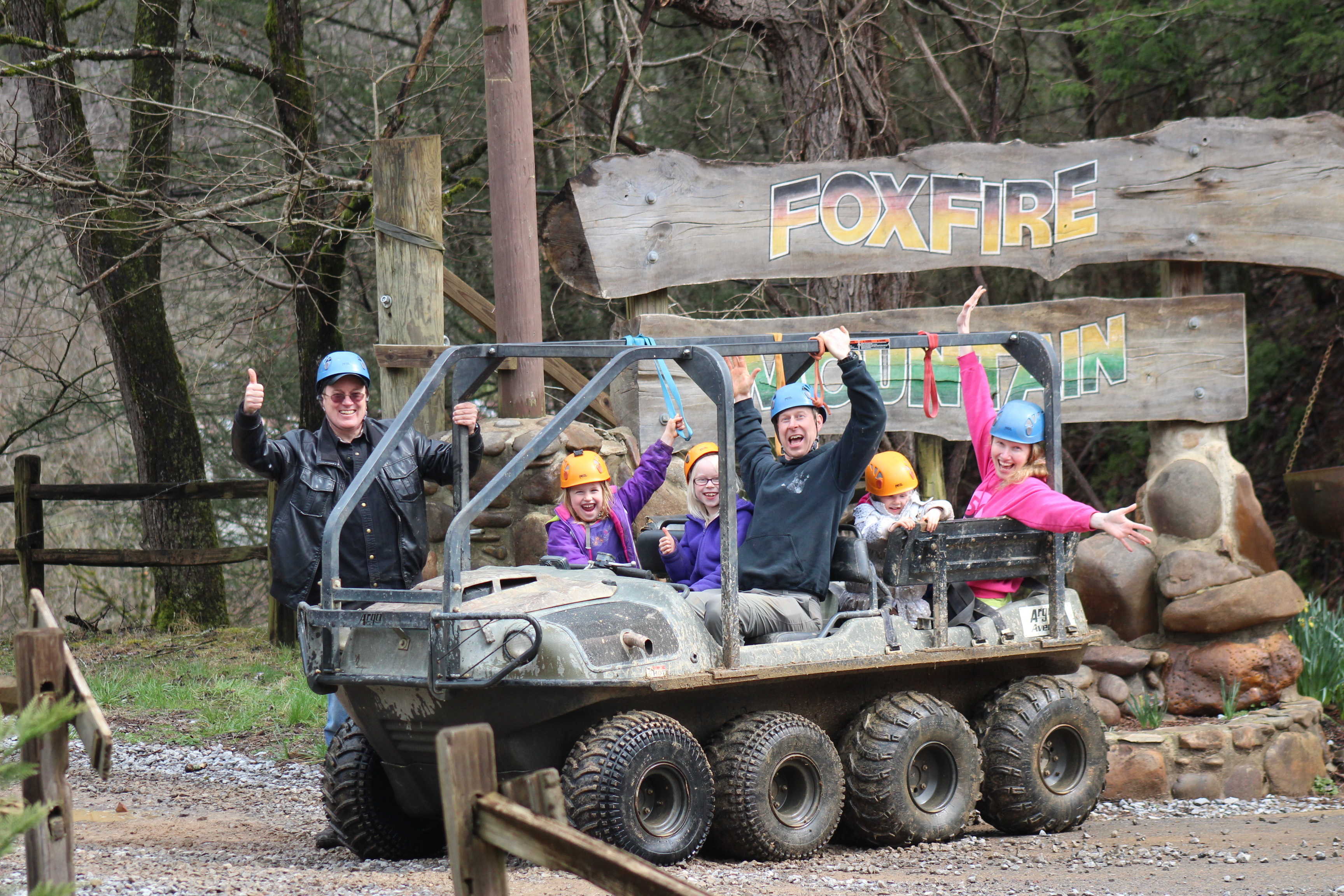 Foxfire Mountain Adventure Park